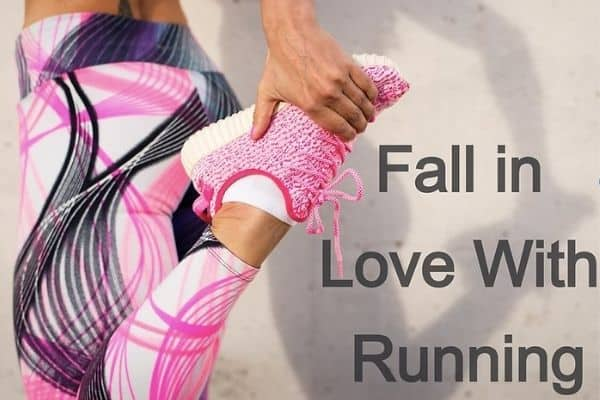 fall in love with running