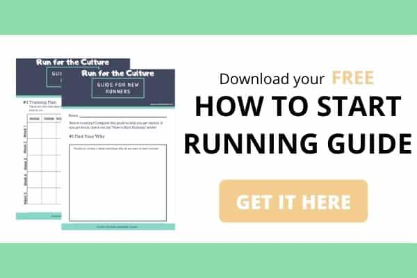 How to start running guide email opt in
