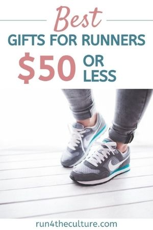 gifts for runners under $50